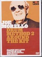 Joe Morello Drum Method 2 - Around the Kit DVD