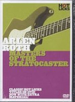 Arlen Roth - Masters of the Stratocaster DVD