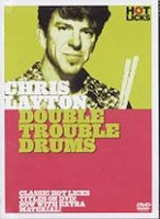 Chris Layton - Double Trouble Drums DVD