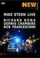 Mike Stern Live DVD