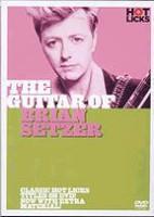 The Guitar of Brian Setzer DVD