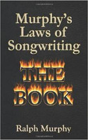 Murphy's Law of Songwriting - THE BOOK