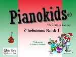 Pianokids® Christmas Book 1