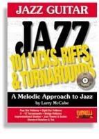 101 Jazz Guitar Licks, Riffs & Turnarounds with CD