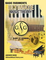 Ultimate Music Theory - Basic Rudiments Answer Book