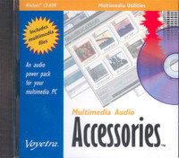 Multimedia Audio Accessories