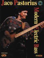 Jaco Pastorius: Modern Electric Bass (Book/CD)