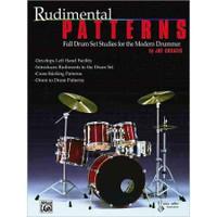 Rudimental Patterns Full Drum Set Studies for Modern Drummer