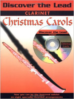 Discover the Lead: Christmas Carols - Clarinet Book & CD