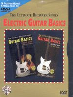 Electric Guitar Basics DVD