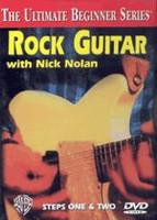 The Ultimate Beginner Series: Rock Guitar DVD