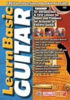 Learn Basic Guitar - Ultimate Beginner Series DVD