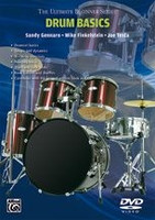 The Ultimate Beginner Series: Drums Basics Steps One & Two DVD