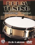 Drum Tuning: Sound and Design DVD