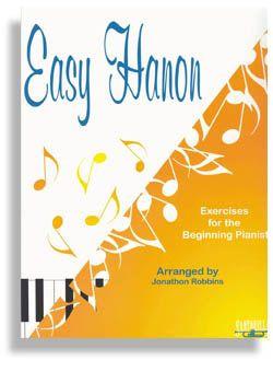 Easy Hanon - Exercises for Beginning Piano