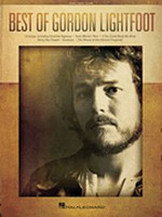 Best of Gordon Lightfoot - Piano/Vocal/Guitar Songbook
