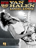 Van Halen 1986-1995 - Guitar Play-Along Series
