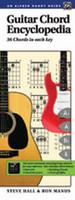 Guitar Chord Encyclopedia - Case Size
