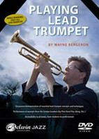 Playing Lead Trumpet DVD