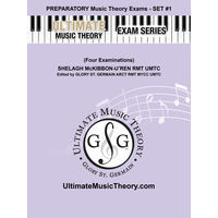 Ulitmate Music Theory - Preparatory Exam Set #1
