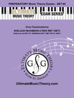 Ulitmate Music Theory - Preparatory Exam Set #2