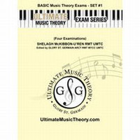 Ultimate Music Theory - Basic Exam Set #1