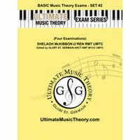 Ultimate Music Theory - Basic Exam Set #2