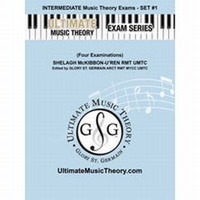 Ultimate Music Theory - Intermediate Exam Set #1