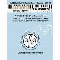 Ultimate Music Theory - Intermediate Exam Set #1 Answers