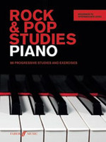 Rock & Pop Studies Piano