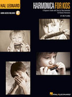 Harmonica for Kids - Hal Leonard Harmonica Method