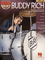 Buddy Rich - Drum Play-Along Series