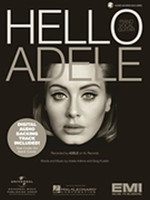 Hello - Piano/Vocal Sheet Music With Digital Audio Backing Track