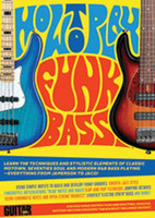 Guitar World: How to Play Funk Bass DVD