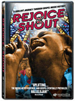 Rejoice & Shout - A Jubilant Journey Through Gospel Music History DVD