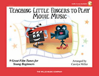 Teaching Little Fingers to Play Movie Music