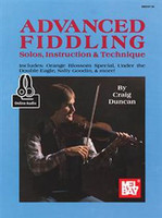 Advanced Fiddling - Solos, Instruction & Technique