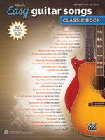 Alfred's Easy Guitar Songs: Classic Rock