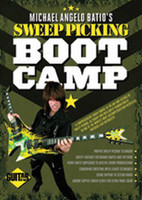 Michael Angelo Batio's Sweep Picking Boot Camp DVD
