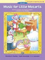 Music for Little Mozarts: Notespeller & Sight-Play Book 4