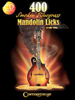400 Smokin' Bluegrass Mandolin Licks
