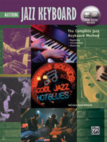 Mastering Jazz Keyboard - Book & Online Audio