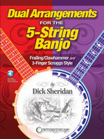 Dual Arrangements for the 5-String Banjo