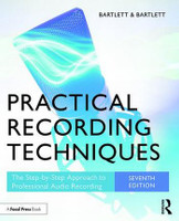Practical Recording Techniques, 7th Edition