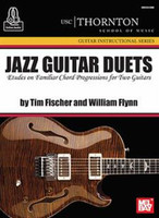 Jazz Guitar Duets - Etudes and Familiar Chord Progressions for Two Guitars