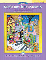 Music for Little Mozarts: Halloween Fun! Book 4