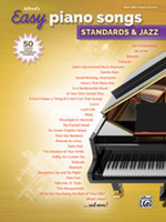 Alfred's Easy Piano Songs: Standards & Jazz