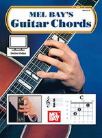 Guitar Chords Book + Online Video