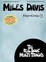 Miles Davis Play-Along - Real Book Multi-Tracks