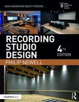 Recording Studio Design - 4th Edition
